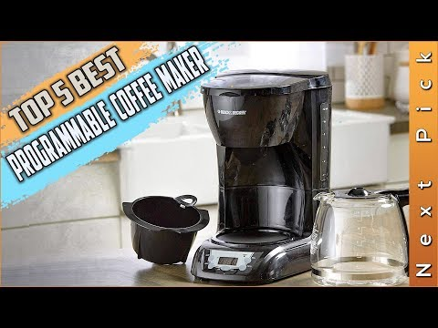 Top 5 Best Programmable Coffee Maker Review in 2020