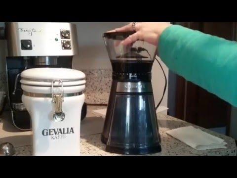 Cuisinart CBM-18 Conical Burr Grinder Review