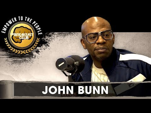 John Bunn Talks About His Exoneration After A 17-Year Sentence For A Crime He Didn't Commit