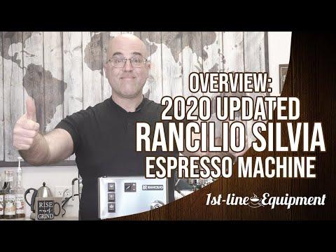 Overview: 2020 Updated Rancilio Silvia Espresso Machine