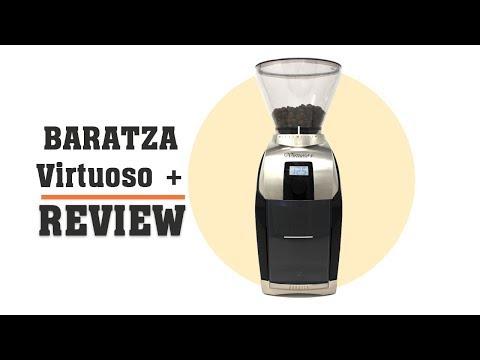 Baratza Coffee Grinder Review – Virtuoso Plus (upgrade from Baratza Virtuoso)