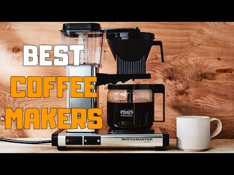 Best Coffee Makers in 2020 – Top 6 Coffee Maker Picks
