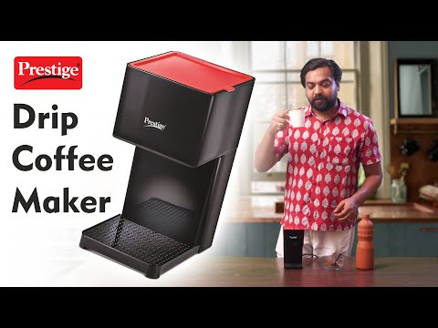 Prestige Coffee Maker Demo