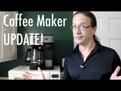 Update: Hamilton Beach 2-Way Flexbrew Coffee Maker