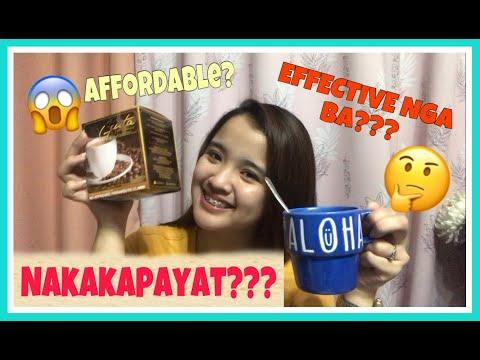 12 in 1 Glutalipo coffee review | Effective nga bang pampapayat?🤔