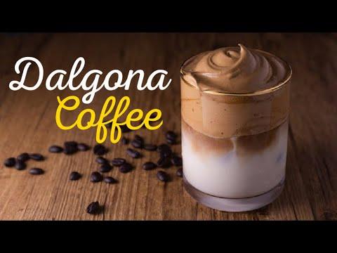 Dalgona Coffee – Dalgona Coffee Recipe – How to make Dalgona coffee