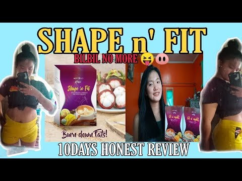 SHAPE N FIT HONEST REVIEW | 10DAYS SLIMMING COFFEE