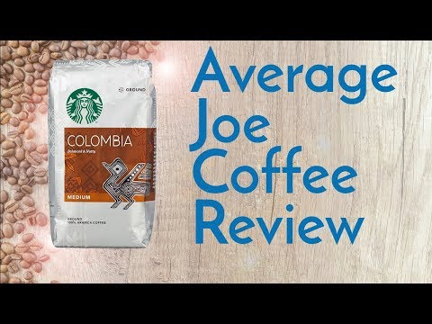 Starbucks Colombia Coffee Review