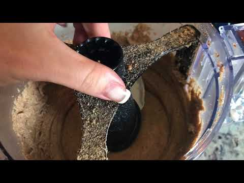Hamilton Beach Food Processor – How to Make Almond Butter