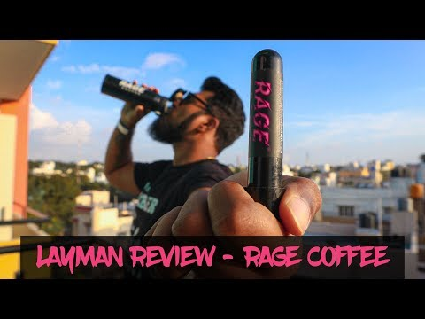 Layman Review – Rage Coffee | Instant Coffee | 100% Arabica | Keep Raging |