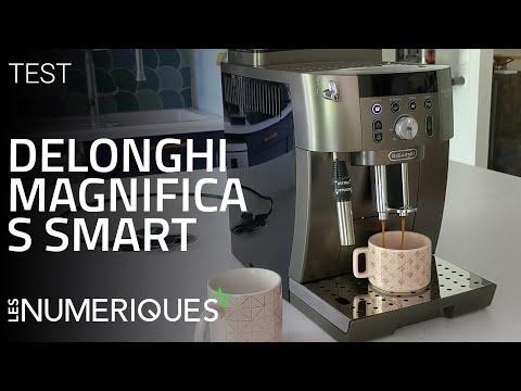 Test cafetière Delonghi Magnifica S Smart : un nouveau rapport performance/prix imbattable