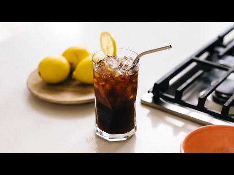 Iced Coffee Lemonade Recipe