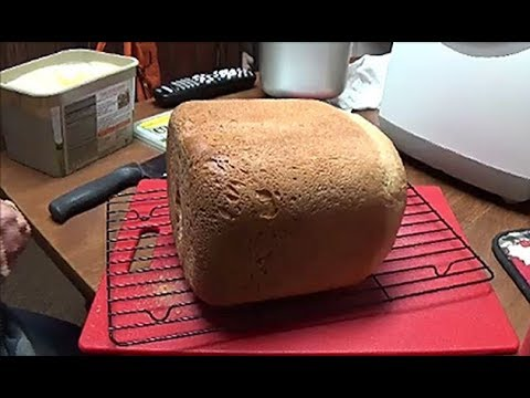 Making my First Loaf of Bread with my New Hamilton Beach Breadmaker
