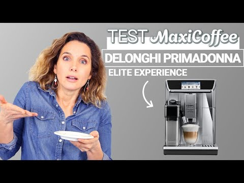 DELONGHI PRIMADONNA ELITE EXPERIENCE | Machine à café automatique | Le Test MaxiCoffee