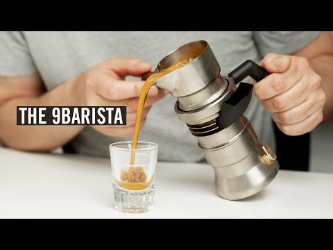 The 9Barista Espresso Machine Review
