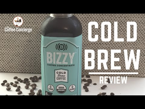 Bizzy Cold Brew Coffee Review