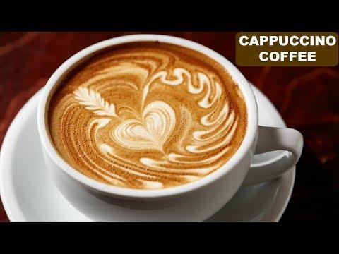 बिना मशीन के झाग वाली कॉफ़ी बनाने का आसान तरीका – How to Make Perfect Cappuccino | CookWithNisha