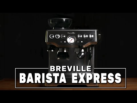 Breville Barista Express Review | Best Home Espresso Machine in 2020?