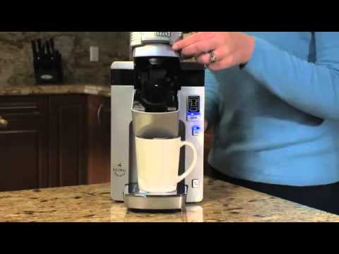 Decalcifying your Cuisinart SS-300 Single Serve Brewing System