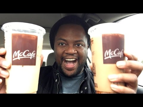 Cheap and Good! McDonald's Iced Coffee Review