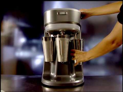 Hamilton Beach® Commercial Drink Mixers (HMD200 & HMD400)