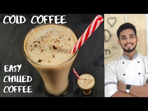 Cold Coffee Easy & Instant Without Blender. Short recipe. Quarantine Special