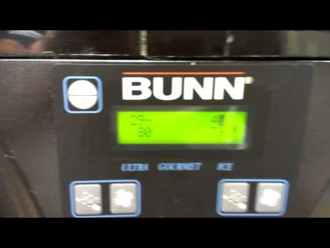 Bunn ULTRA2 Chill mode problem solved