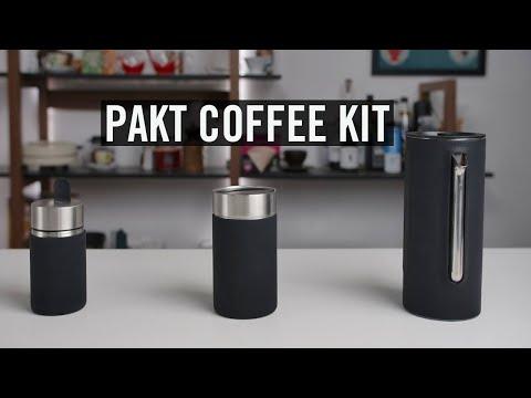 Review: Pakt Coffee Kit