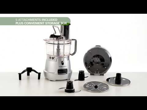 Hamilton Beach Stack & Snap Food Processor (70820)