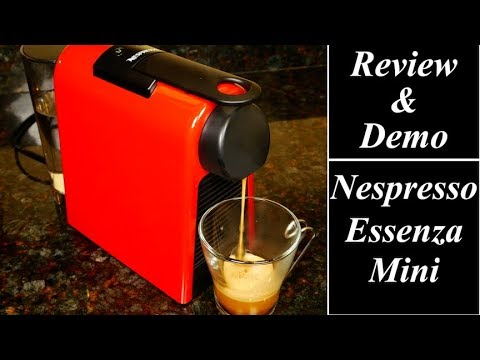 Nespresso by De'longhi Essenza Mini Review and Demo