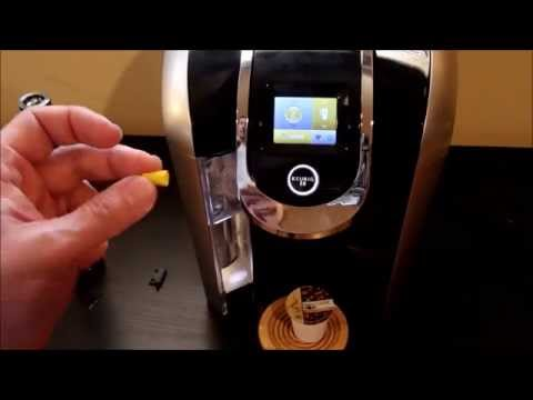 "Keurig 2.0 Permanent Hack Tutorial- Full Menu and any K-Cup – Fix In 10 Min – NOT FOR ""PLUS"" MODELS."