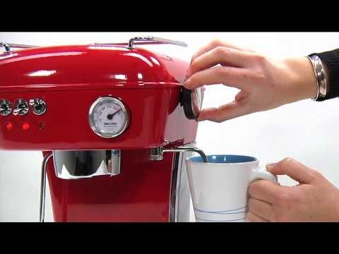 Product Demo of Ascaso Coffee Machine (Video production by Videoagency)