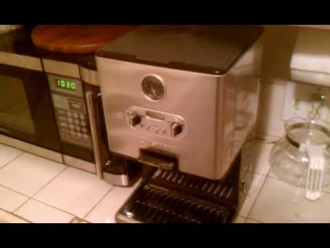 Cuisinart coffee maker fixed