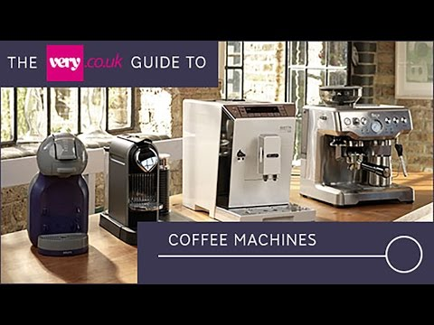 The Very Guide: Coffee Machines