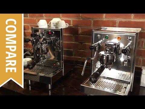 Compare: Bezzera BZ07 and Bezzera BZ10 Espresso Machines