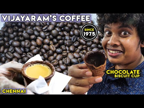 Best Filter Coffee In Chennai – Vijayaram's Coffee Since 1975 | Irfan's View