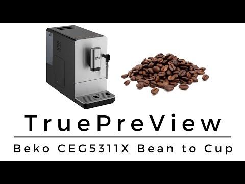 Beko – CEG5311X Bean to Cup Coffee Machine – Review