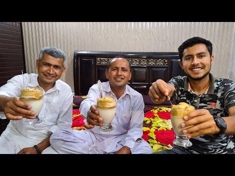 Dalgona Coffee Recipe   How To Make Dalgona Coffee   Mubashir Saddique   Village Food Secrets