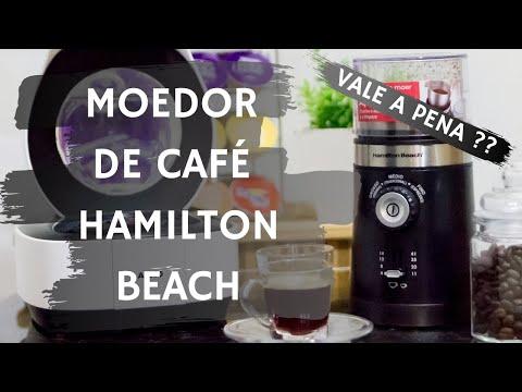 Moedor De Café Hamilton Beach