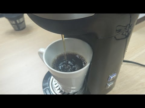 Sboly Single Serve Coffee Maker Demo