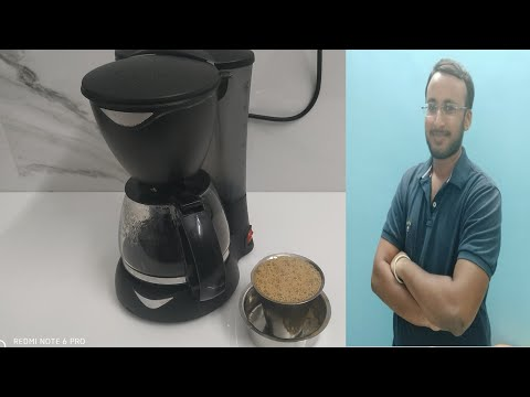Premier Coffee Maker – Review and Demo by Healthy Kitchen