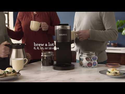 New Keurig K-Duo Plus Coffee Maker – Carafe & Single K-Cup – Full
