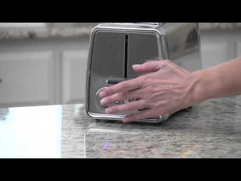 Hamilton Beach Modern Chrome 2-slice Toaster 22791