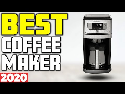 5 Best Coffee Makers in 2020