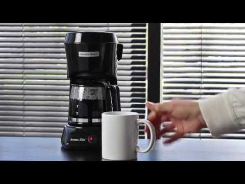 Hamilton Beach 4-cup Coffee Maker