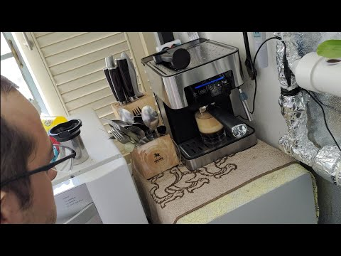 Best budget friendly Espresso machine CM6863 ( full review in 4K)