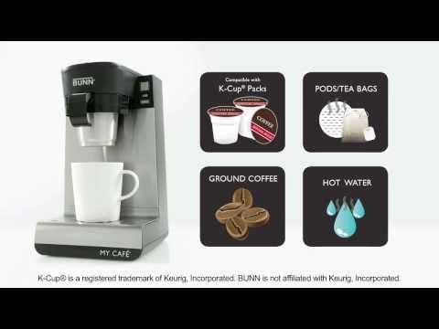 BUNN® My Café® MCU: How It Works