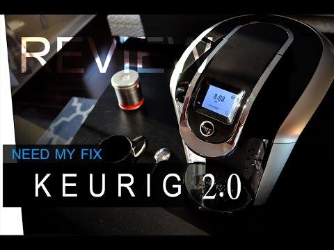 KEURIG 2.0 Brewing System – REVIEW  ( K350 – K450 – K550 )