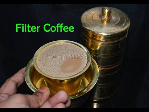 Filter Coffee Maker Review | Filter Coffee Recipe | Hands on Review | Madraasi