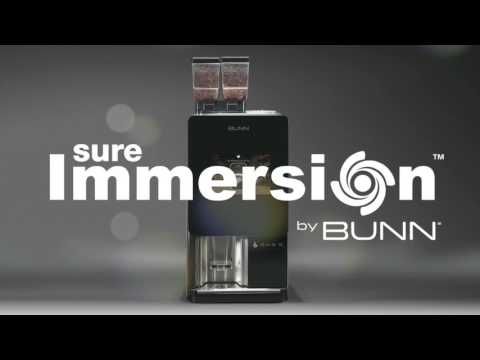 BUNN Sure Immersion Bean to Cup